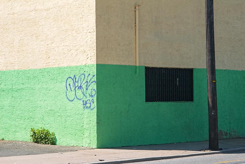 Banded Building<br /> ©2015 Peter Aldrich