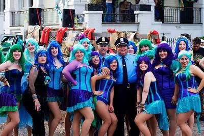 Sirens Debut in Orpheus 2011