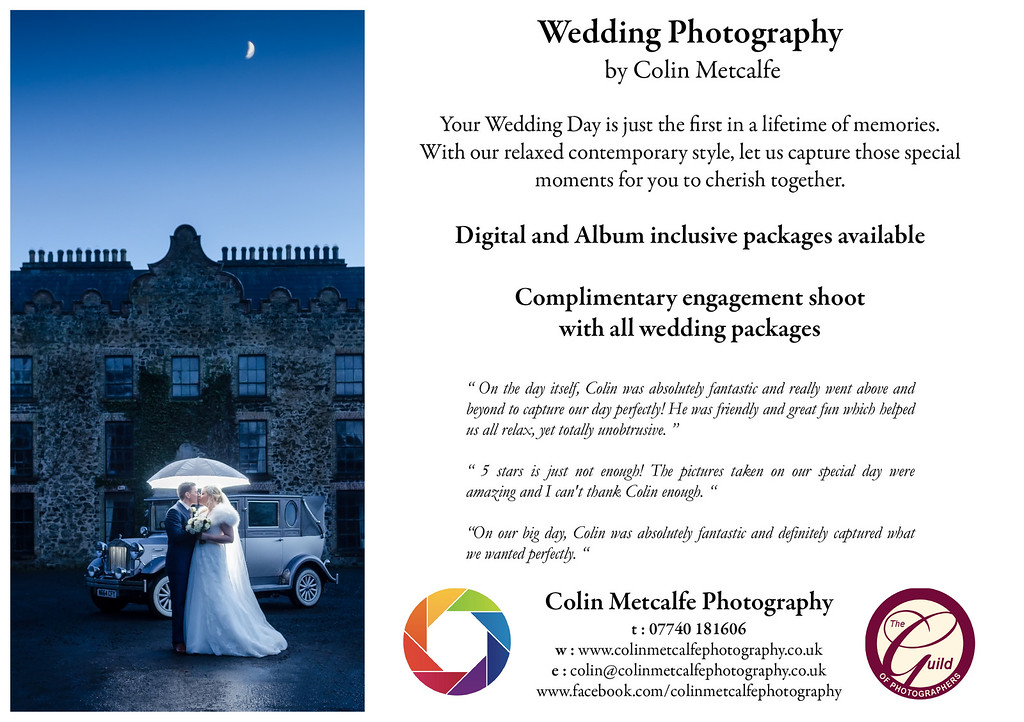 Wedding Flyer 2015