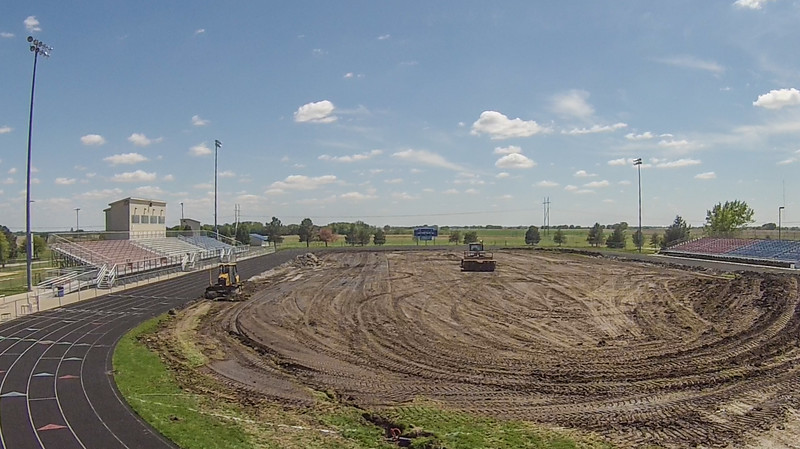 Norris Turf Project 5-21-6