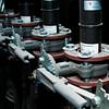 Geothermal mech room