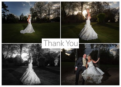 thank you cards | steve hobart photography