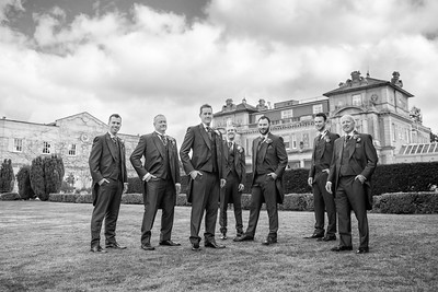 The boys at Down Hall