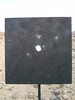 Only 1 hit out of 3 shots with the CZ at 600 yards.<br /> <br /> I was surprised that I missed two!