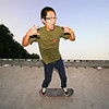 Andrew Guan, co-founder of Switch Plaza Skate Park in Shenzhen.