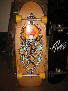 Q12, and the Alva 'Nipple' board.