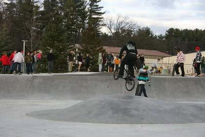 Skatepark Grand Opening