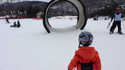 Skiing 2012-2013