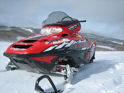 Skiing/Snowmobiling  Jan 2006