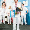 Winnaar vakwedstrijd verpleegkunde, Skills Masters 2013: Cok Steenbergen uit Schiedam.