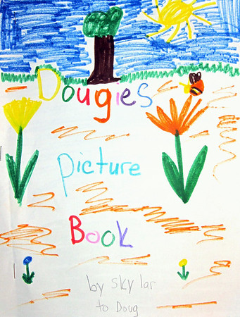 Skyler's Picture Book for Doug