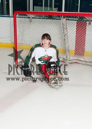 Sled Dogs Hockey 2013-2014