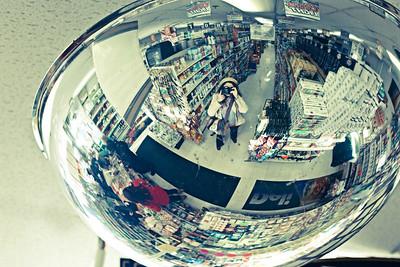 Mini Mart Selfportrait
