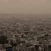 Paris from Montmarte.