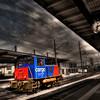 Swiss Rail. Welcome to Spiez.