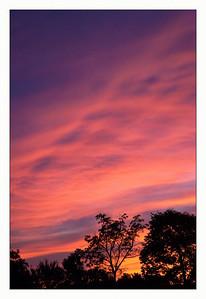 Sunrise, Sunsets and Sky Shots
