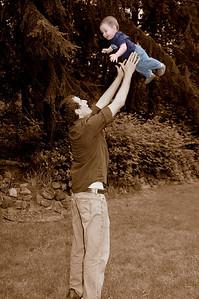 Trusting Dad