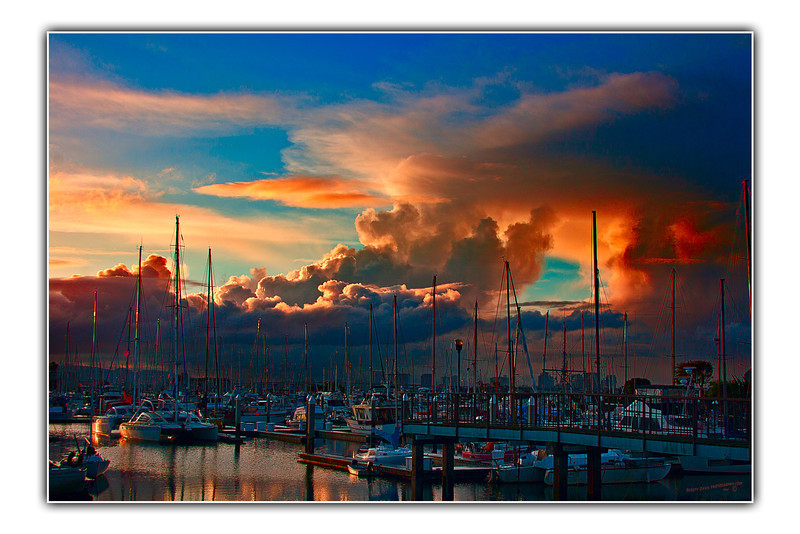 Emeryville, Ca. marina