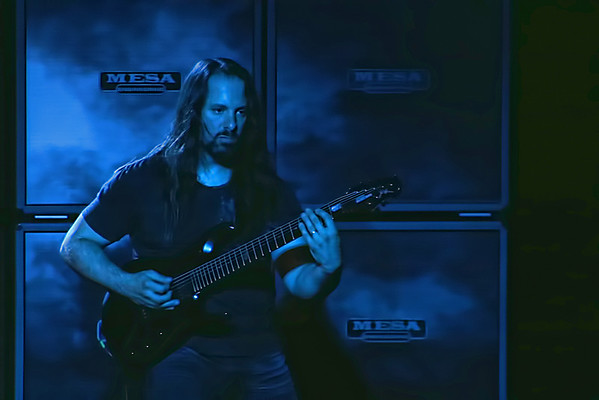 John Petrucci of Dream Theater - 2010