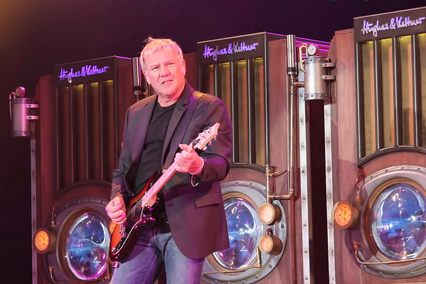 Alex Lifeson of Rush - 2011