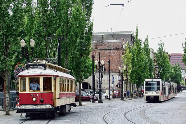 Portland, Oregon - 2002