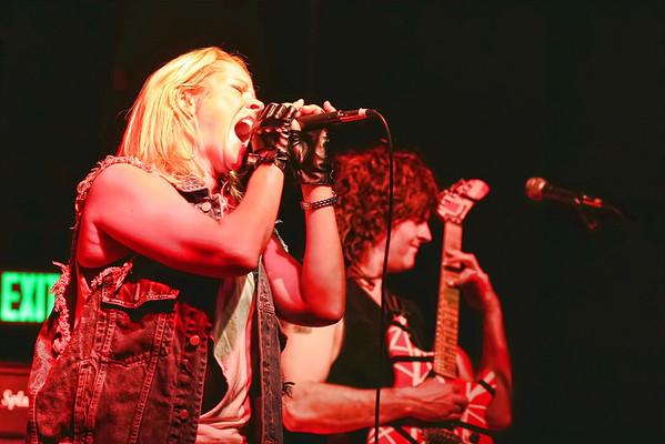 Drop Dead Legs Van Halen Tribute Band - 2010