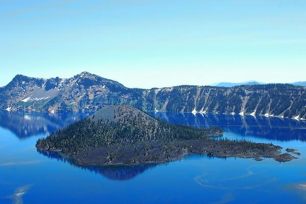 Crater Lake, Oregon - 2003