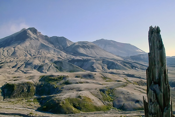 Mount Saint Helens, Washington - 2002