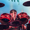 Neil Peart of Rush - 2012