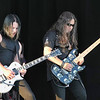 Parker Lundgren and Michael Wilton of Queensryche - 2010