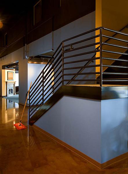 Barron's stair