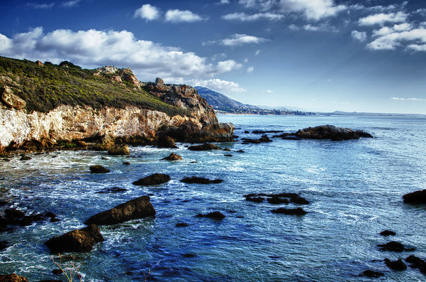 The Cliffs at Avila Beach, California