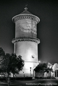 The Fresno Water Tower