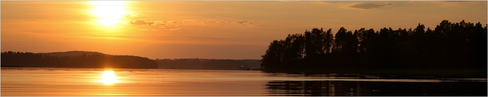 Lake Päijänne, Finland