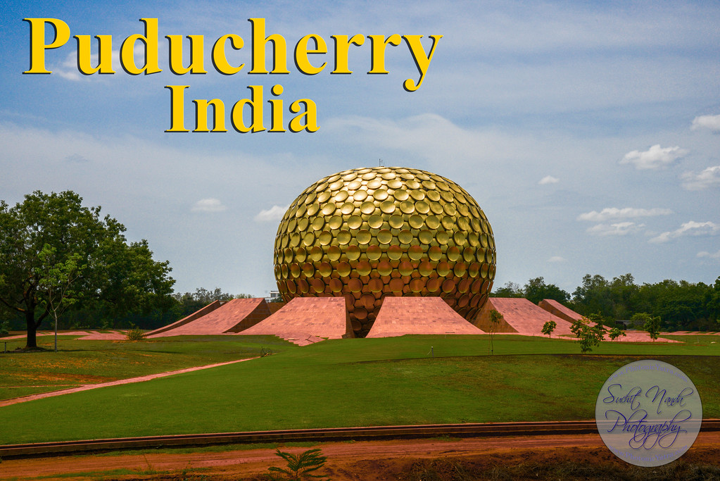 """Puducherry (Pondy or Pondicherry) is a popular tourist destination in South India. The city has many colonial buildings, churches, temples, and statues which, combined with the systematic town planning and planned French style avenues, still preserve much of the colonial ambiance. Being once a French colony has good French cuisine.<br /> <br /> The Sri Aurobindo Ashram - Auroville (City of Dawn) is an """"experimental"""" township located 8 km north-west of Pondicherry. It is meant to be a universal town where men and women of all countries are able to live in peace and progressive harmony, above all creeds, all politics and all nationalities."""