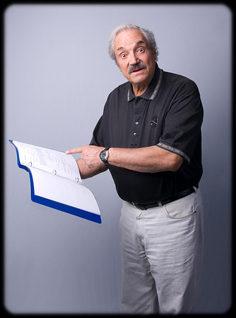 Hal Linden in Tuesdays With Morrie, published in City Post Magazines and in The Toronto Sun.