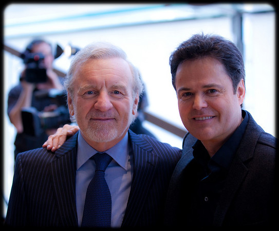 Colm Wilkinson & Donny Osmond