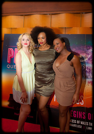 "The 3 Divas from ""Priscilla Queen of the Desert"" as seen on BroadwayWorld.com."