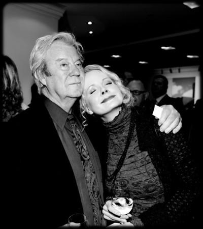 Gordon and Leah Pinsent