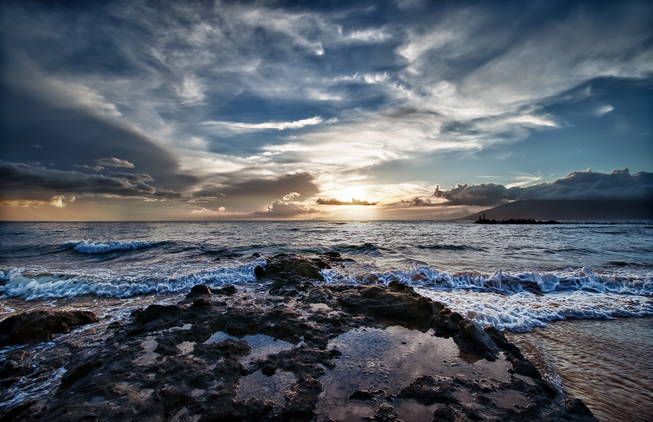 Wailea Sunset