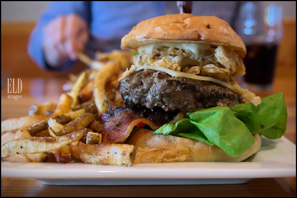 Burger - Local Public House