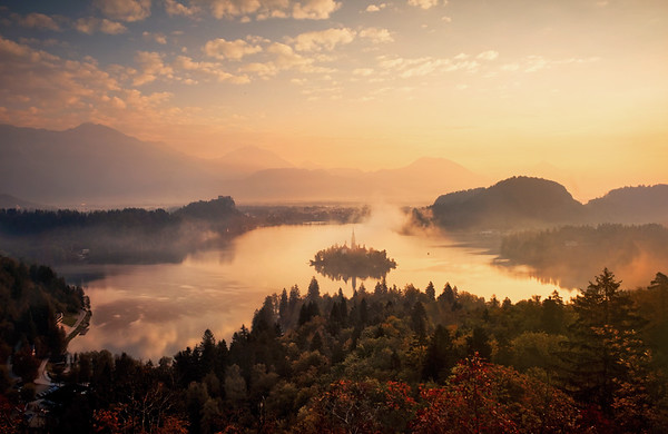 Morning Bled Mist
