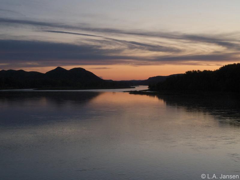 Missouri River, Fort Benton, Montana