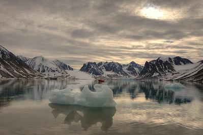 Szalbard, High Arctic