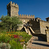 Castello di Amorosa, Calistoga, Califonria
