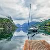 Flåm, Aurlandsfjord, Norway