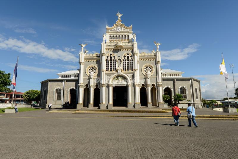 Basilica Nuestra Senora de los Angeles, Cartago, Costa Rica