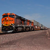 Freight Train, New Mexico