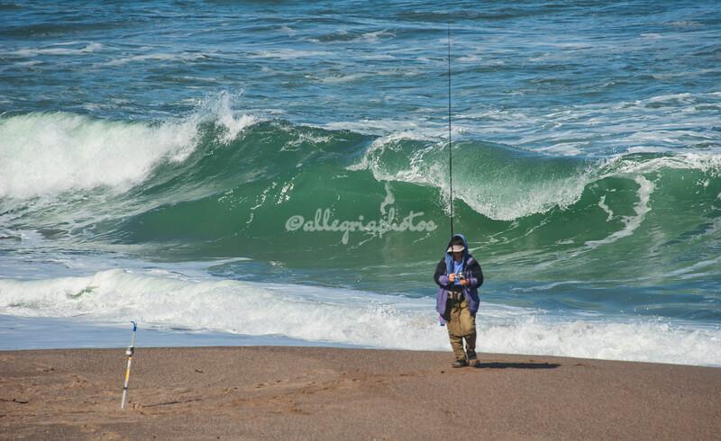 Point Reyes fisherman
