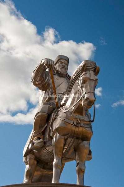 Chingghis Khan, Mongolia
